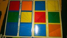 Фотография Игры Никитина Сложи квадрат 2 уровень предоставлена покупателем