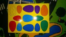 Фотография Развивающая игра Радужное лукошко предоставлена покупателем