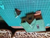 Фотография Сборная модель Дачный домик (281) предоставлена покупателем