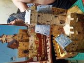 Фотография Сборная модель из картона Охотничий замок (294) предоставлена покупателем