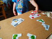 Фотография Настольная игра Цвет. Учись Играя (00237) предоставлена покупателем